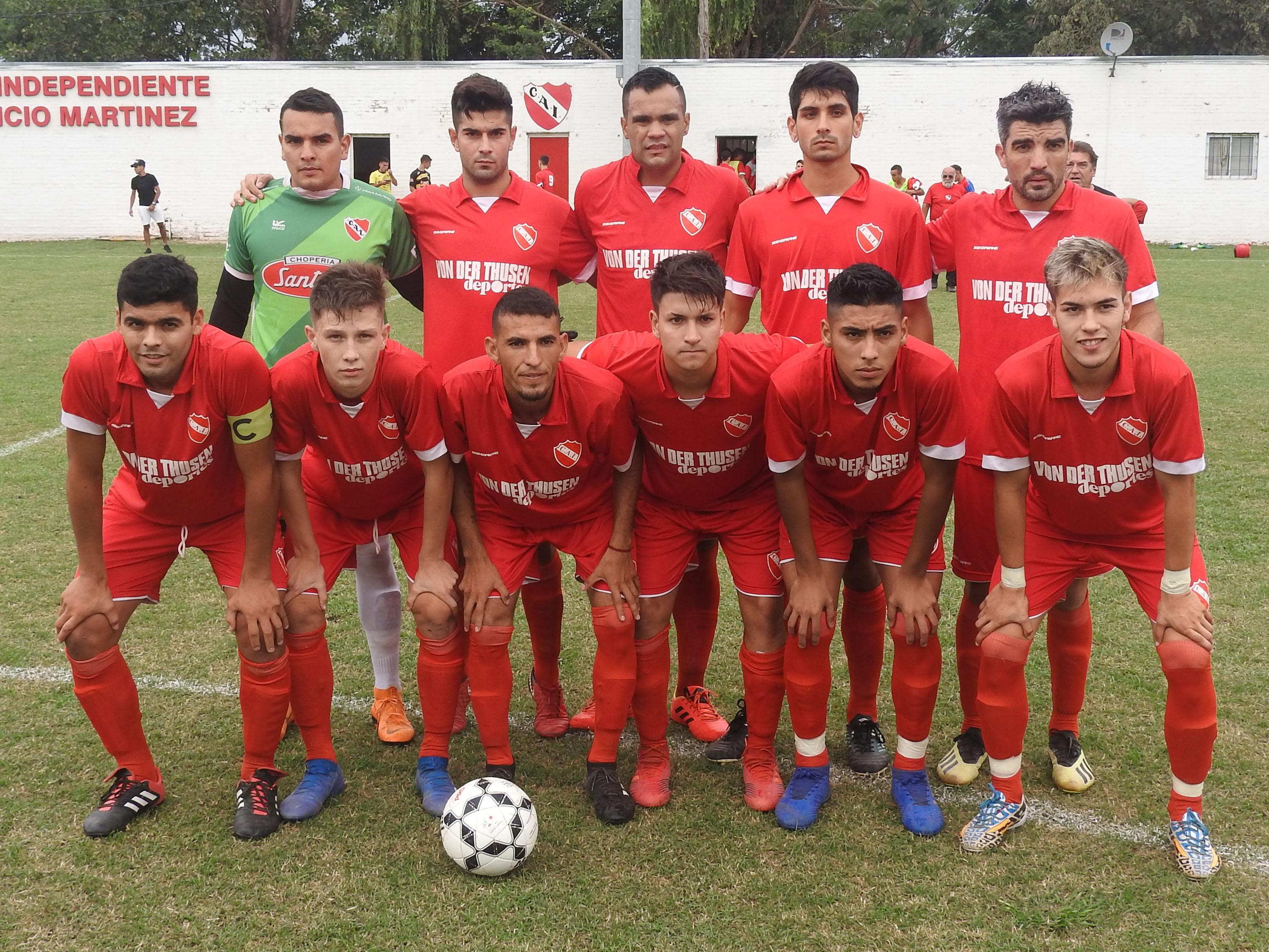 Independiente ganó en el 15 de Abril