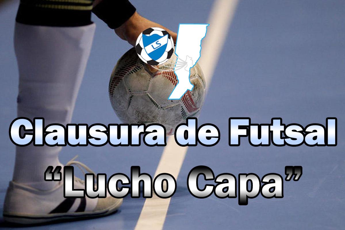 """Resultados cuartos de final, torneo Clausura """"Lucho Capa"""""""