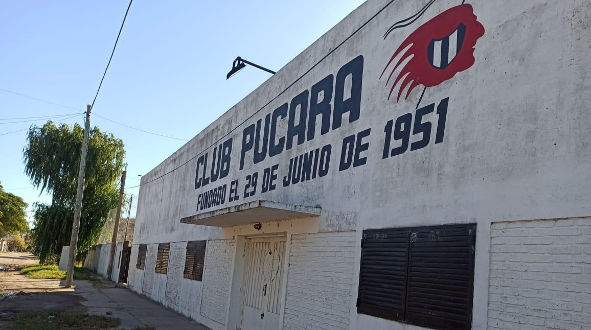 La Liga estuvo en Pucará