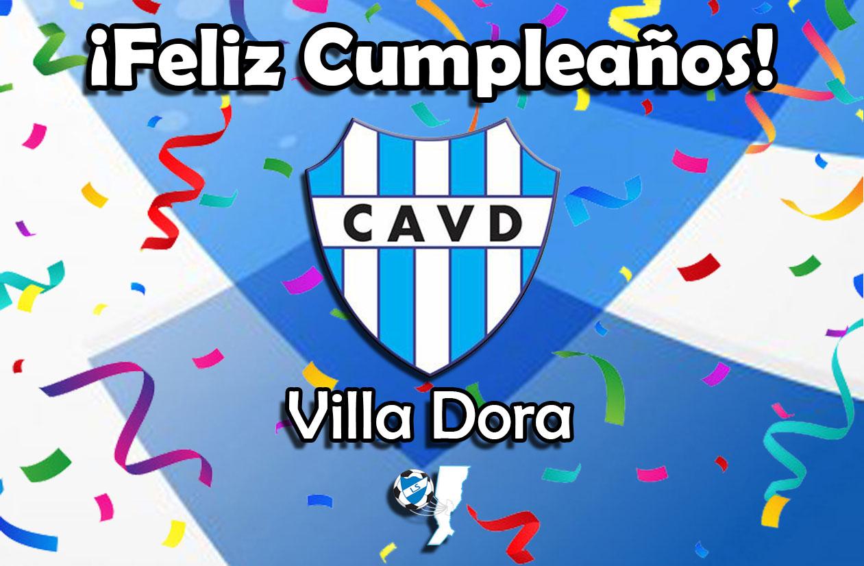 Feliz cumpleaños, Villa Dora