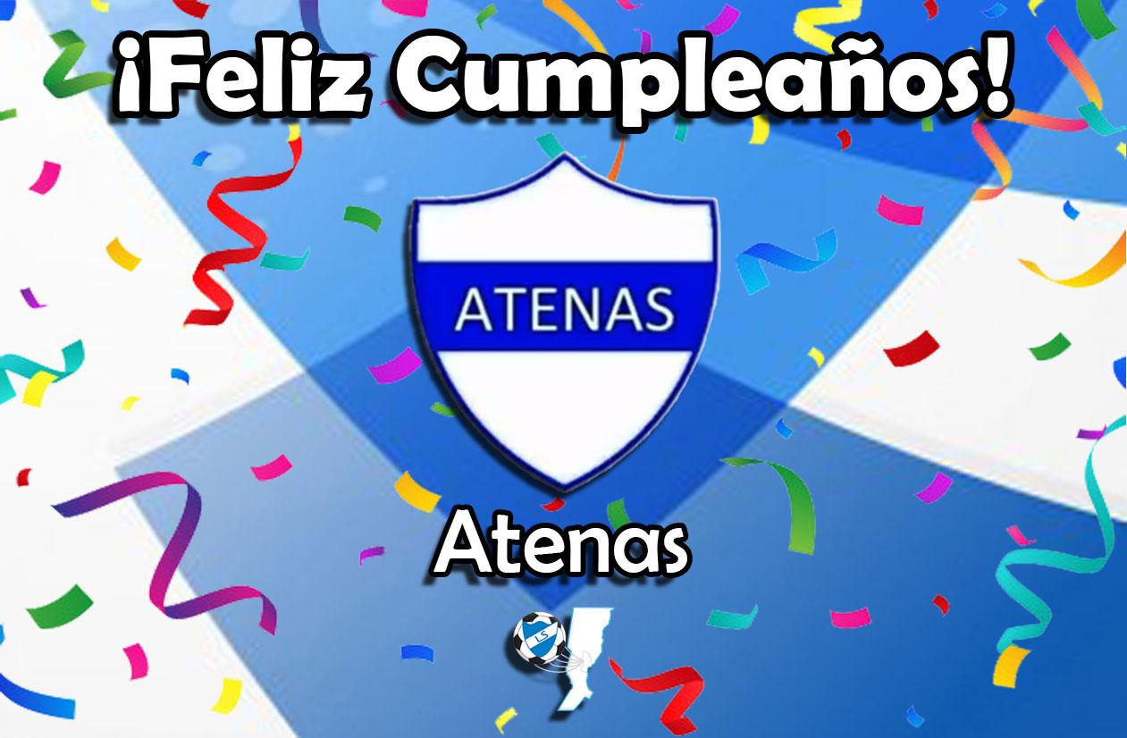 ¡Feliz cumpleaños, Atenas!
