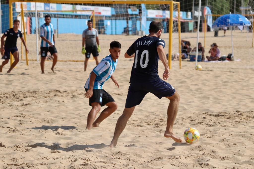 Capacitación de Fútbol Playa