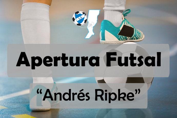 Goleadores en Futsal