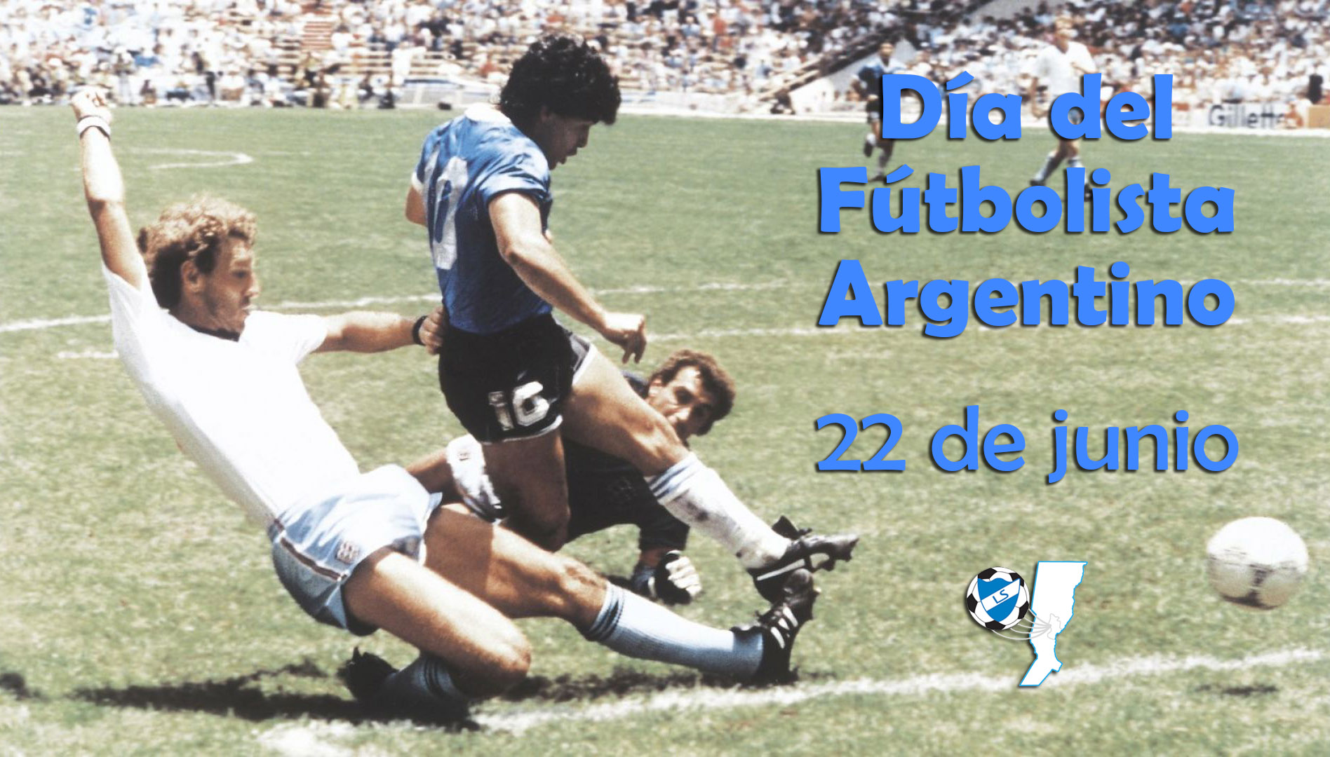 ¡Feliz Día del Futbolista Argentino!