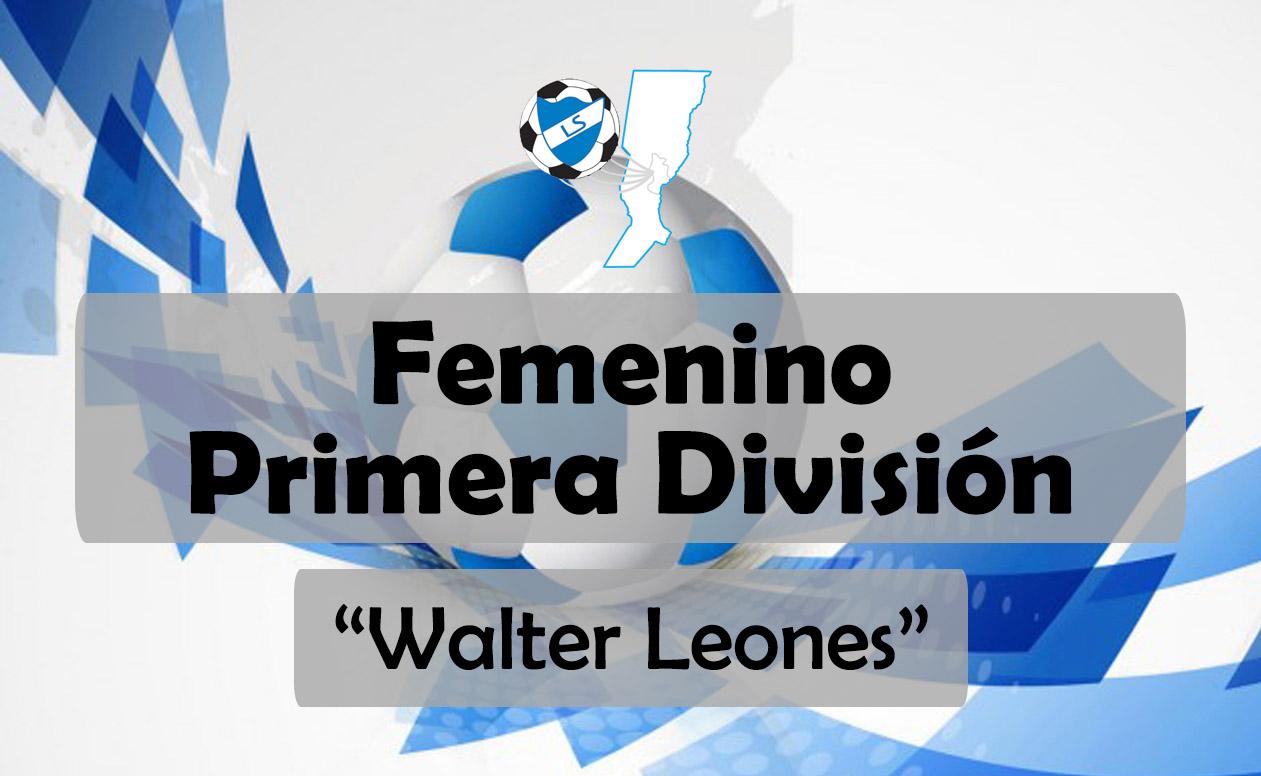 Resultados fecha 9, torneo Walter Leones, Primera B