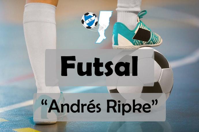 "Cronograma fecha 11, torneo ""Andrés Ripke"""